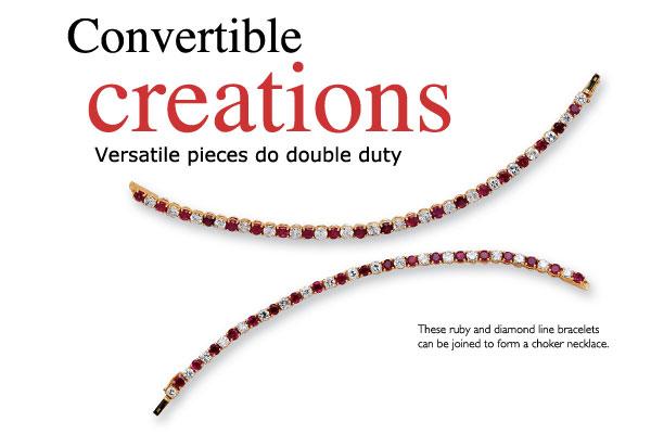 Convertible Jewellery