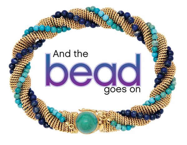 Tiffany & Co. 18 karat gold mesh bracelet