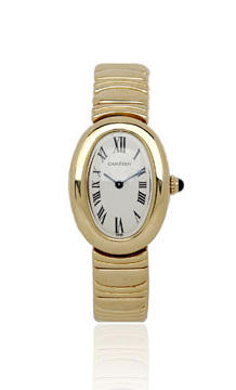 Cartier 'Bagnoire' in 18-karat yellow gold
