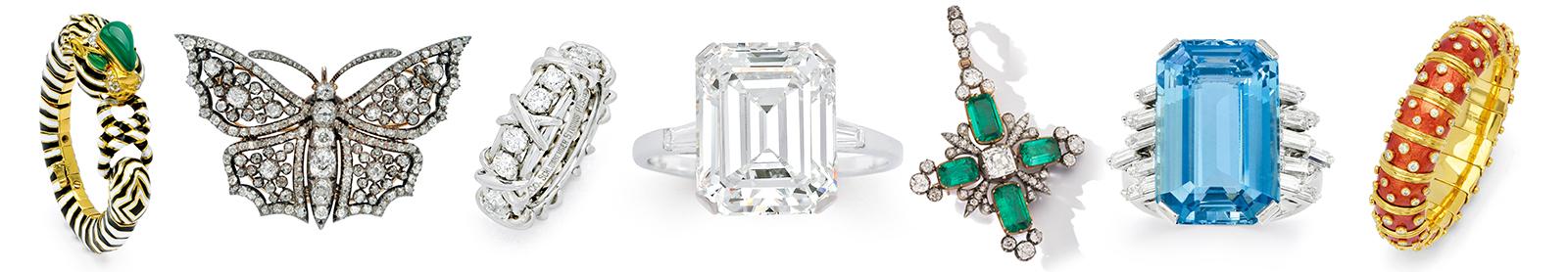 Important Jewels Auction