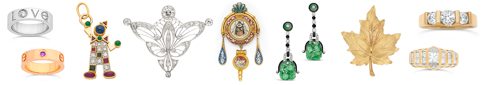 Online Jewels Auction