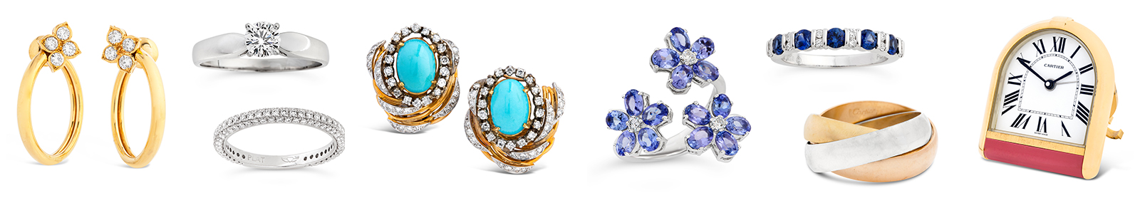 Online Jewels Auction